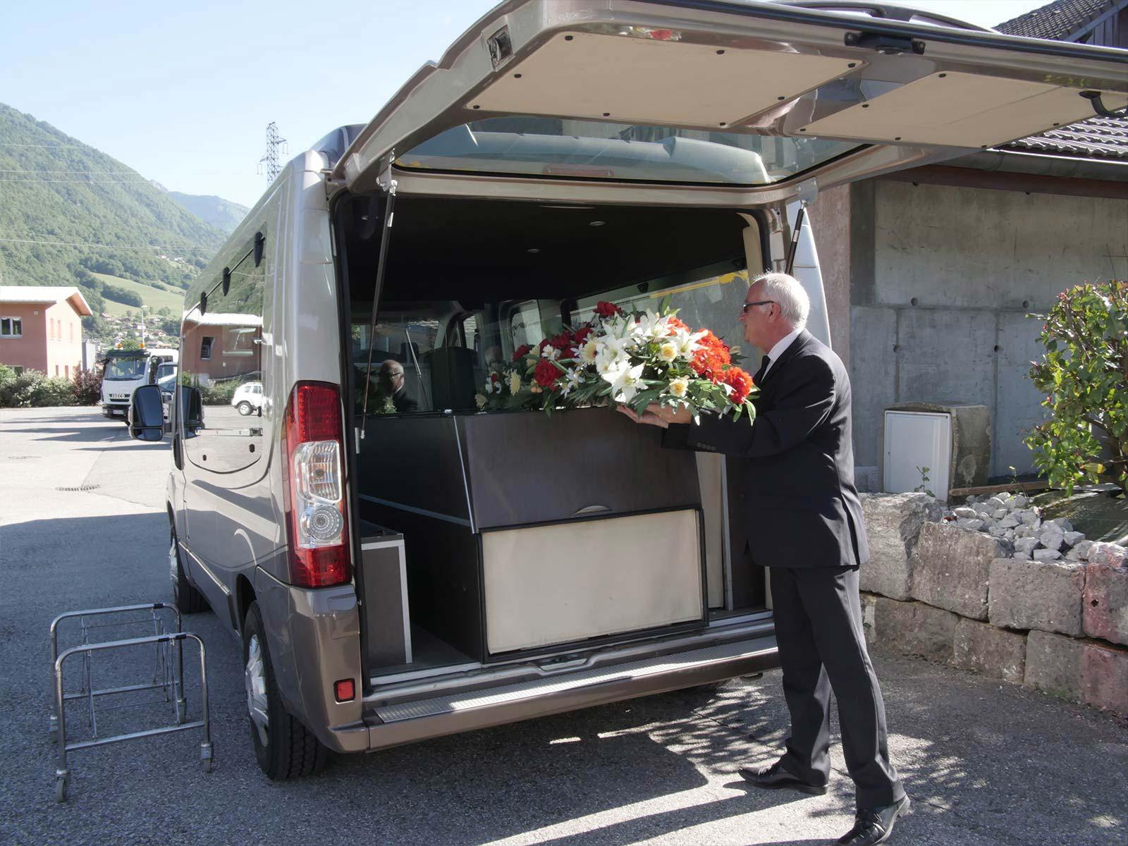 l'organisation des obsèques à Albertville | Marbrerie Pech