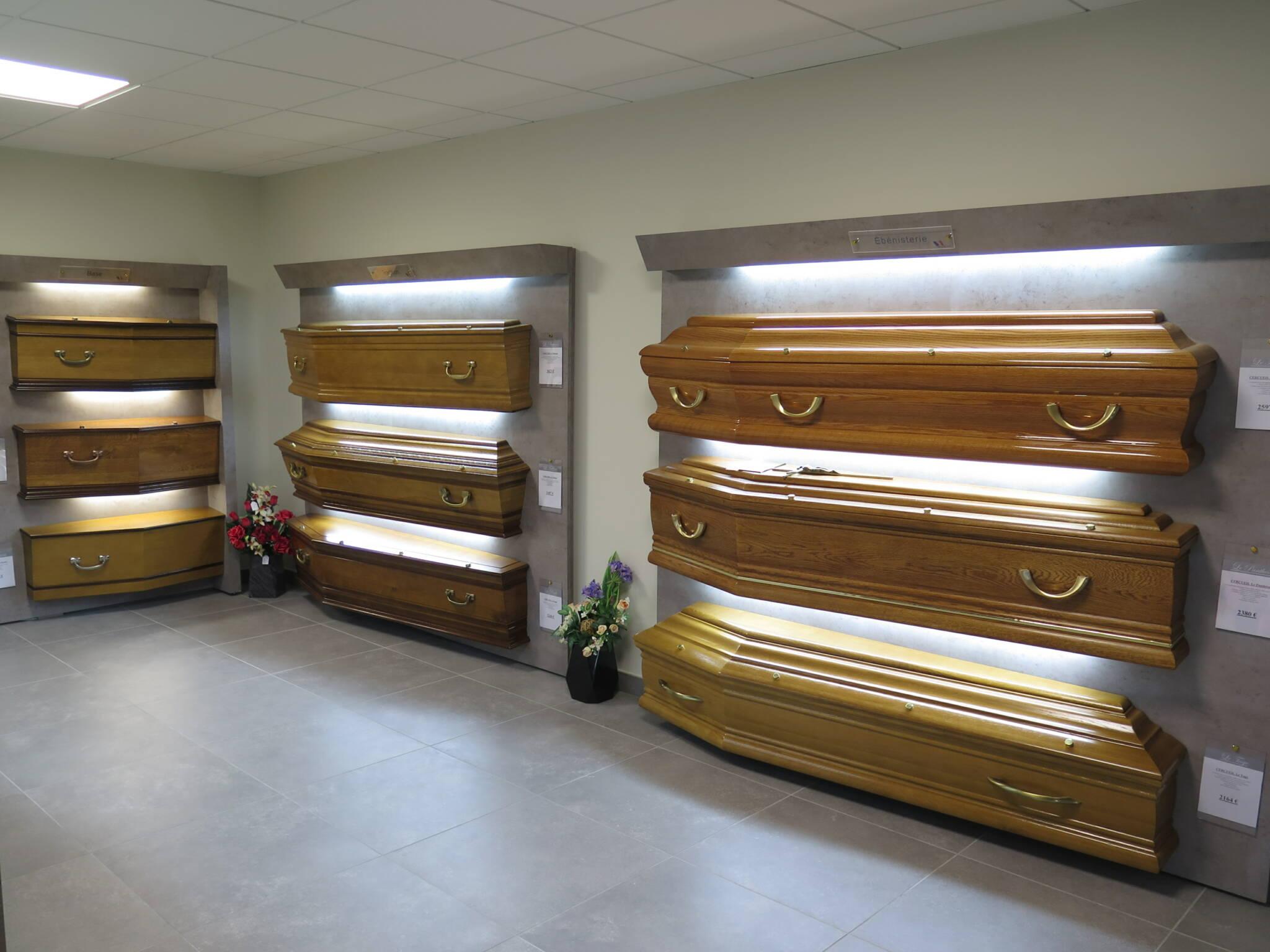 cercueil-inhumation-pompes funèbres pech
