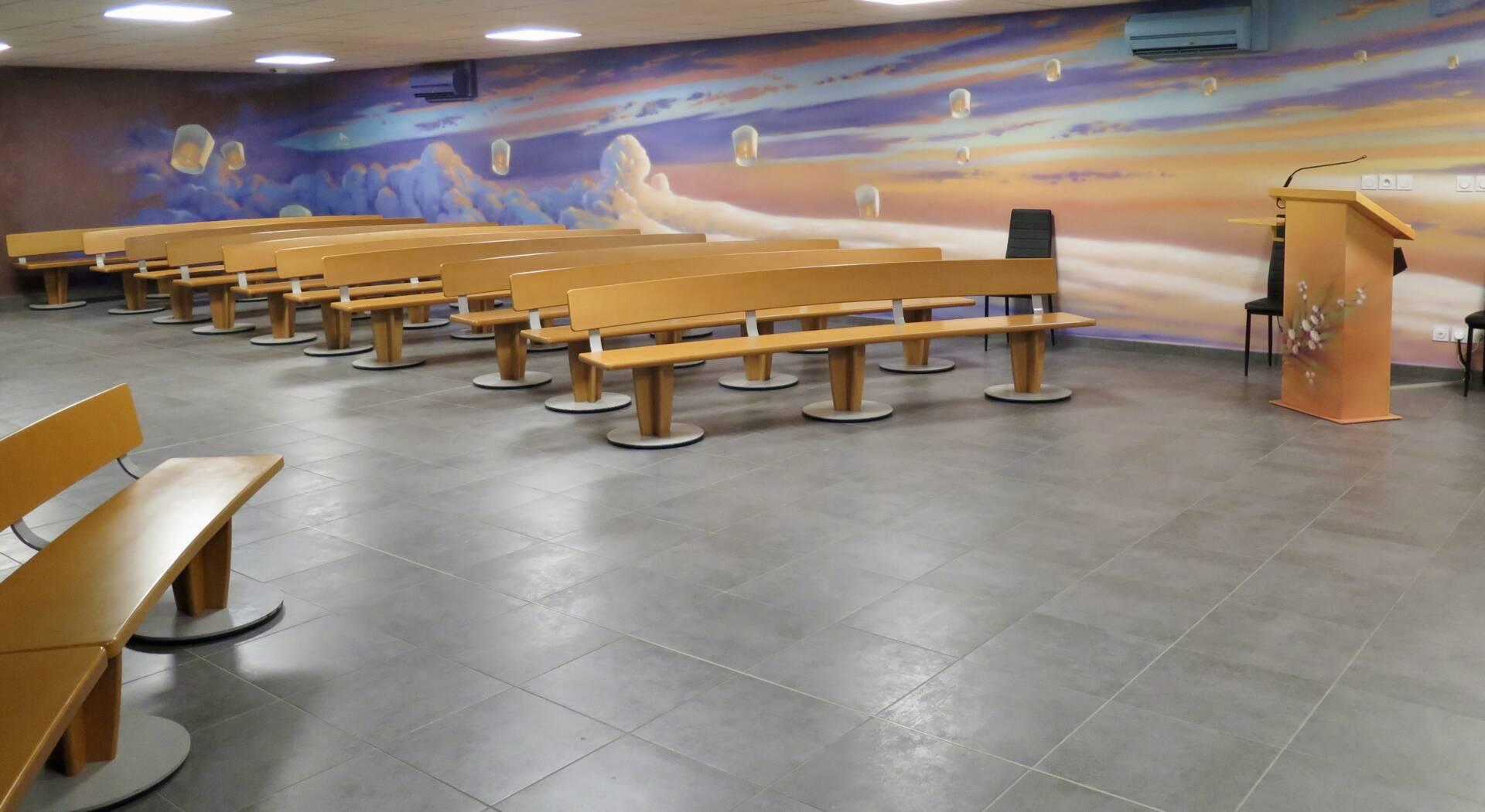 Salle de cérémonie Albertville